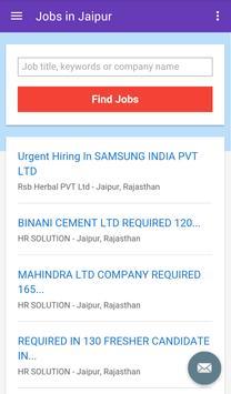 Jobs in Jaipur, India apk screenshot
