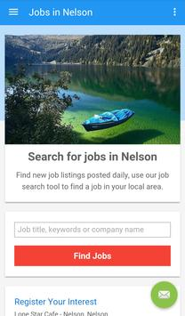 Jobs in Nelson, New Zealand poster