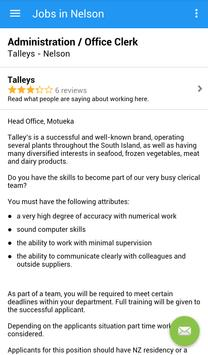 Jobs in Nelson, New Zealand screenshot 3