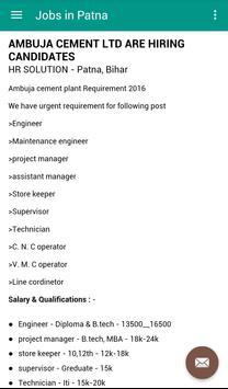 Jobs in Patna, India screenshot 3