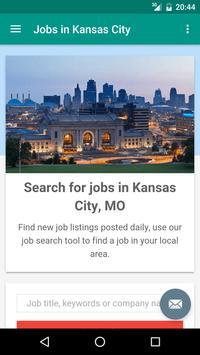 Jobs in Kansas City, MO, USA poster