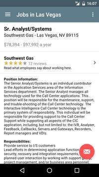 Jobs in Las Vegas, NV, USA screenshot 3