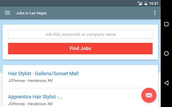 Jobs in Las Vegas, NV, USA screenshot 6