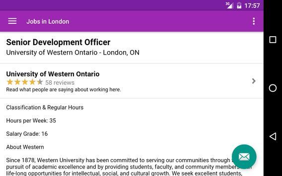 Jobs in London, Canada apk screenshot