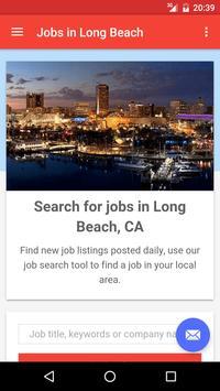 Jobs in Long Beach, CA, USA poster