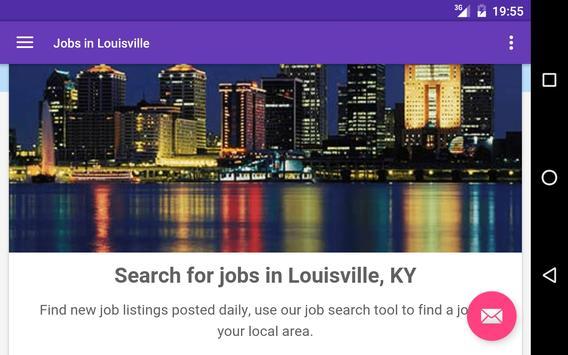 Jobs in Louisville, KY, USA apk screenshot