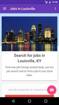 Jobs in Louisville, KY, USA poster