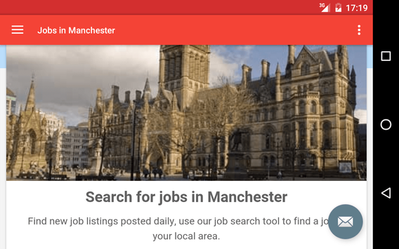 Jobs in Manchester, UK screenshot 4
