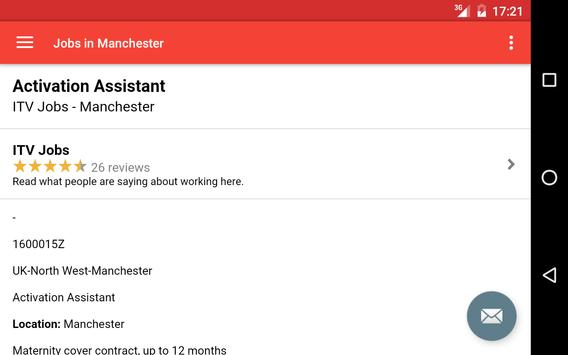 Jobs in Manchester, UK screenshot 7