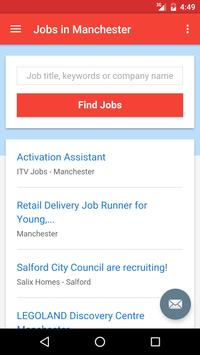 Jobs in Manchester, UK screenshot 2