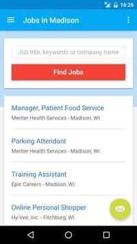 Jobs in Madison, WI, USA apk screenshot