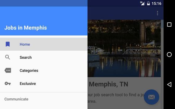 Jobs in Memphis, TN, USA apk screenshot