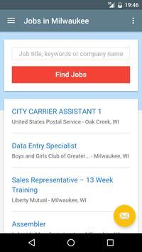 Jobs in Milwaukee, WI, USA apk screenshot