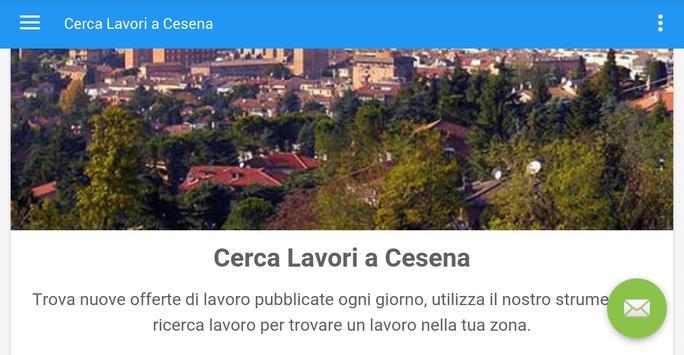 Offerte di Lavoro Cesena screenshot 4
