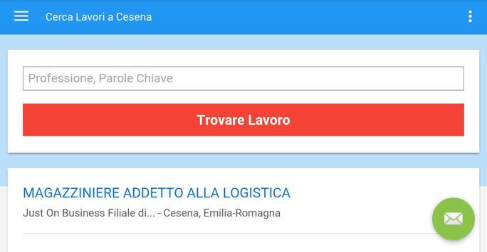 Offerte di Lavoro Cesena screenshot 6