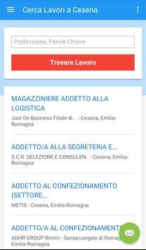 Offerte di Lavoro Cesena screenshot 2