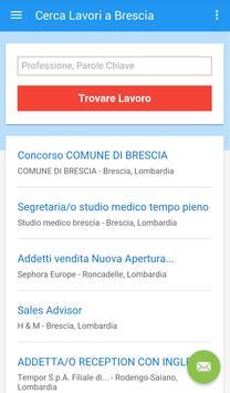 Offerte di Lavoro Brescia screenshot 2