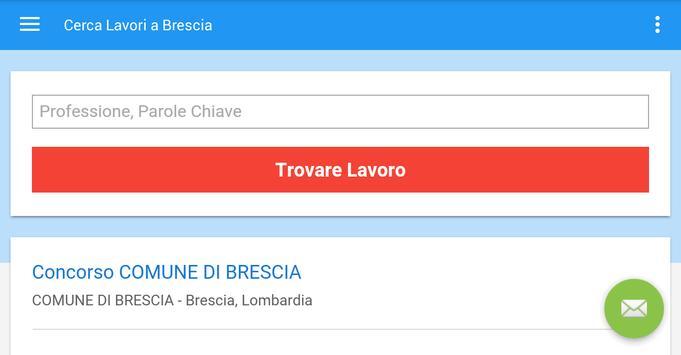 Offerte di Lavoro Brescia screenshot 6