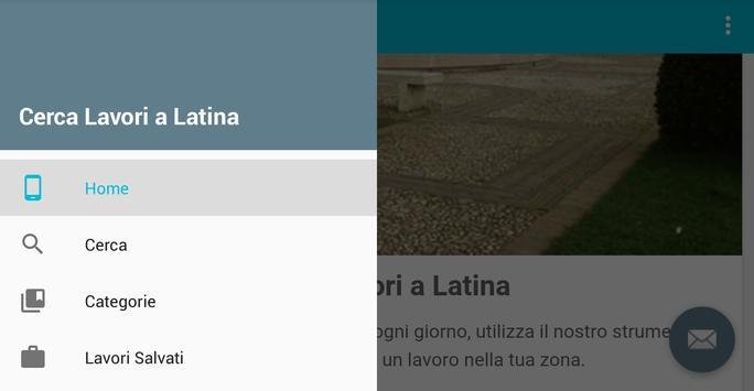 Offerte di Lavoro Latina screenshot 5