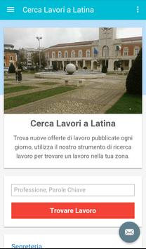Offerte Di Lavoro Latina For Android Apk Download