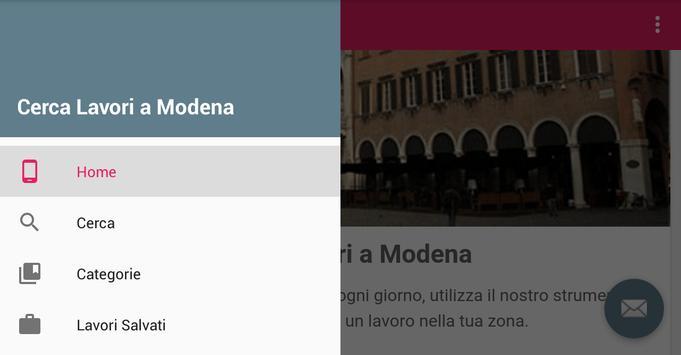 Offerte di Lavoro Modena screenshot 5