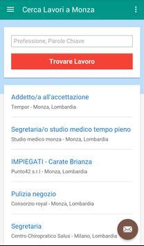 Offerte di Lavoro Monza screenshot 2