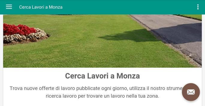 Offerte di Lavoro Monza screenshot 4