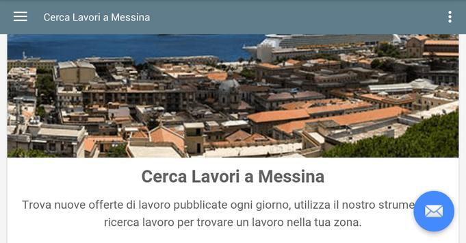 Offerte di Lavoro Messina screenshot 4