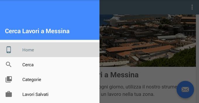 Offerte di Lavoro Messina screenshot 5