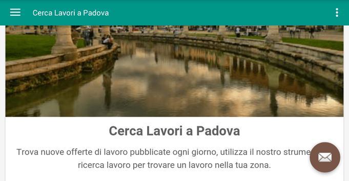 Offerte di Lavoro Padova screenshot 4