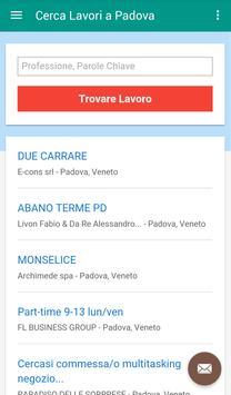 Offerte di Lavoro Padova screenshot 2