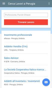 Offerte di Lavoro Perugia screenshot 2