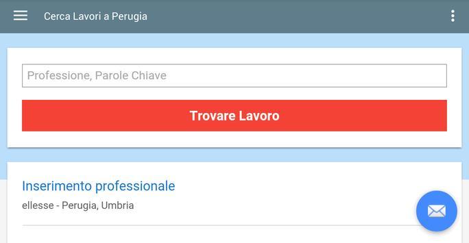 Offerte di Lavoro Perugia screenshot 6