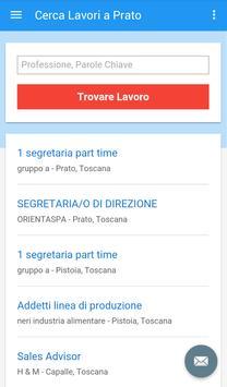 Offerte di Lavoro Prato screenshot 2