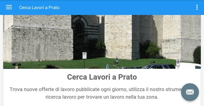 Offerte di Lavoro Prato screenshot 4
