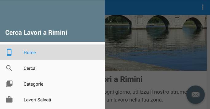 Offerte di Lavoro Rimini apk screenshot