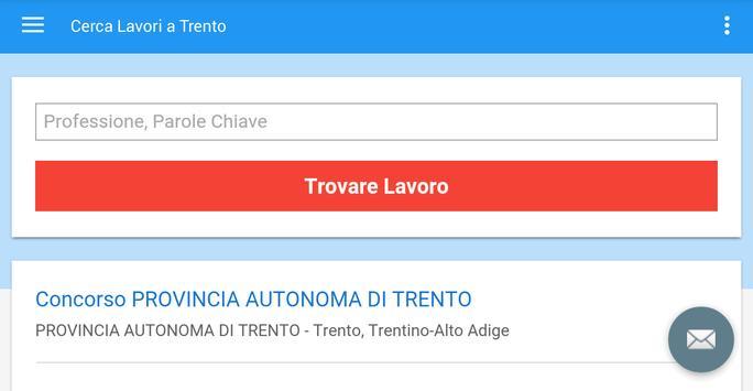 Offerte di Lavoro Trento screenshot 6