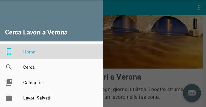 Offerte di Lavoro Verona screenshot 5