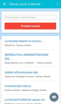 Offerte di Lavoro Verona screenshot 2