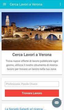 Offerte di Lavoro Verona poster