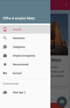 Offre d emploi Metz screenshot 1