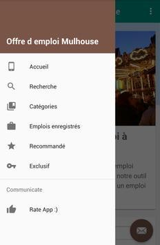 Offre d emploi Mulhouse screenshot 1