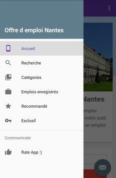 Offre d emploi Nantes screenshot 1