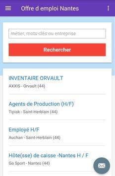 Offre d emploi Nantes screenshot 2