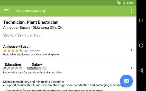 Jobs in Oklahoma City, OK, USA screenshot 7