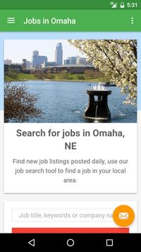 Jobs in Omaha, NE, USA poster