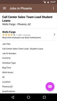 Jobs in Phoenix, AZ, USA apk screenshot