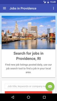 Jobs in Providence, RI, USA poster