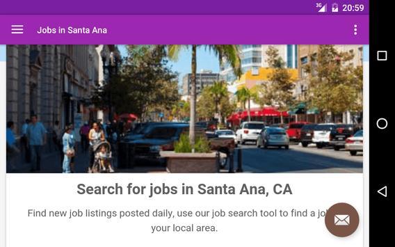 Jobs in Santa Ana, CA, USA screenshot 4