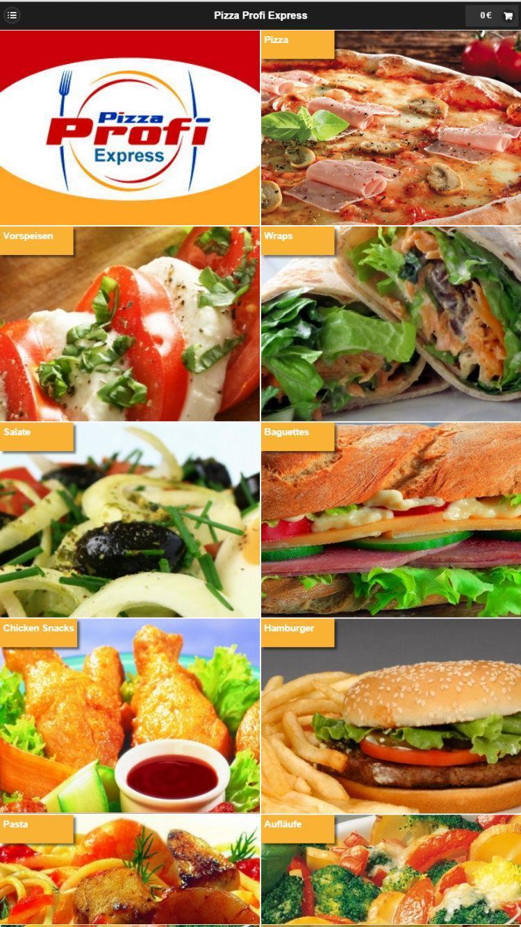 . Pizza Profi Express Bochum for Android   APK Download